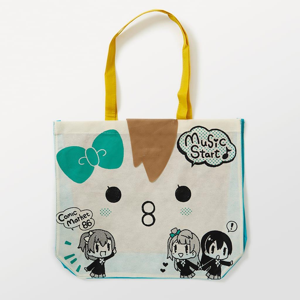 同人イベント用オリジナルバッグ