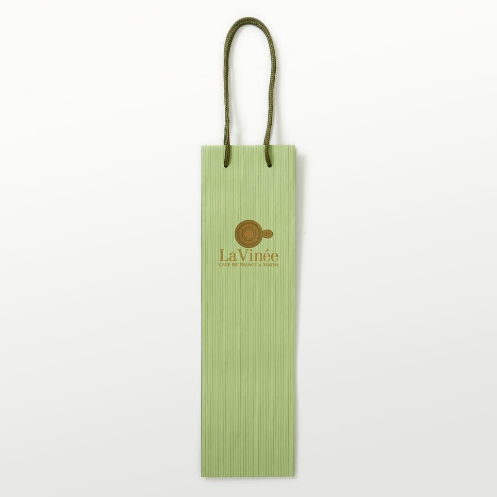 ワイン専門ショップのオーダーメイド紙袋