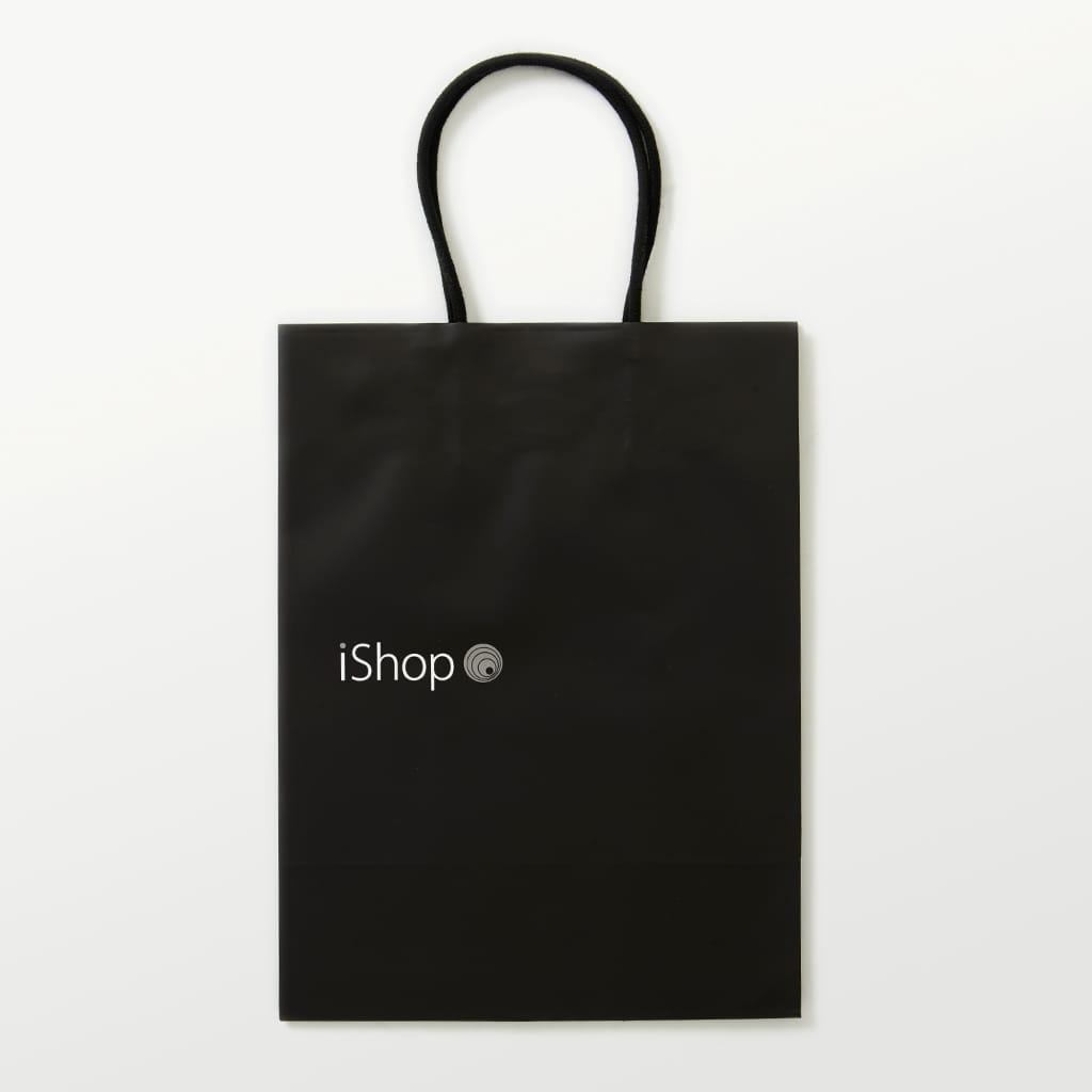 海外の携帯ショップ紙袋