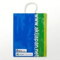 建設会社様の手提げ紙袋